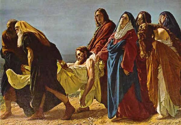 Antonio Deposizione di Gesu